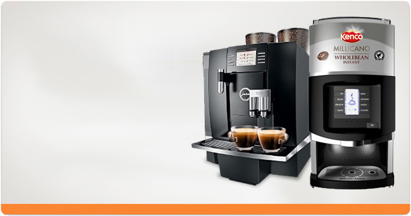 lease coffee machine
