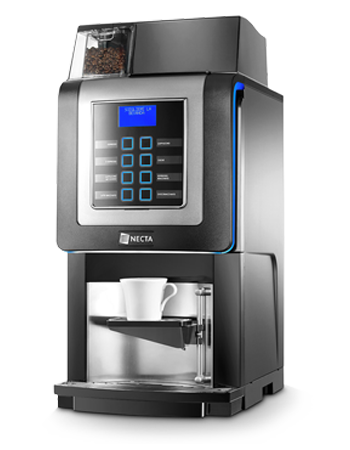 commercial cappuccino machine for rent