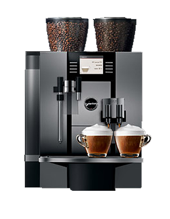 jura giga x9 bean to cup coffee machine. Black Bedroom Furniture Sets. Home Design Ideas