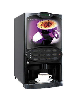 Vision Coffee Machine