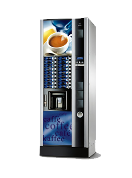 Astro Coffee Vending Machine