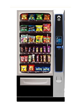 Merchant Snack Vending Machine