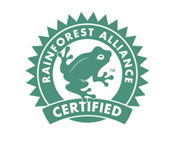 Rainforest aliance logo
