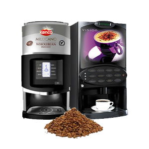 Instant Commercial Coffee Machines
