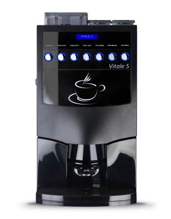Vitale S Kitchen coffee machine