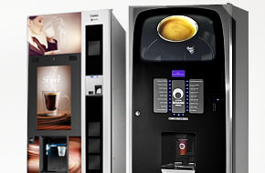Floor Standing Coffee Vending Machines