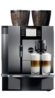 Jura X7 Bean to Cup Coffee Machine