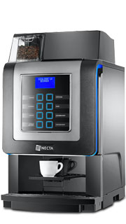Koro Bean to Cup Coffee Machine