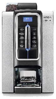 Krea Bean to Cup Coffee Machine