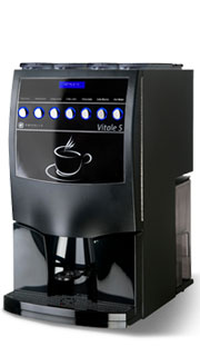 Vitale Bean to Cup Coffee Machine