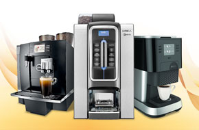 Rental Coffee Machines