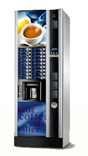 Astro Hot Drinks Vending Machine