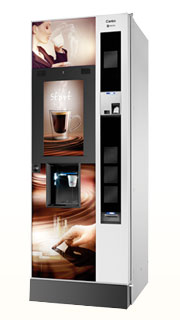Canto Hot Drinks Vending Machine