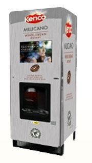 Sigma Hot Drinks Vending Machine