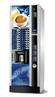 Hot Drinks Vending Machine