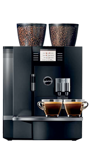 Commercial Bean to cup coffee machine