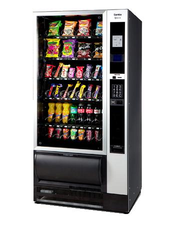 Samba Snack Machine