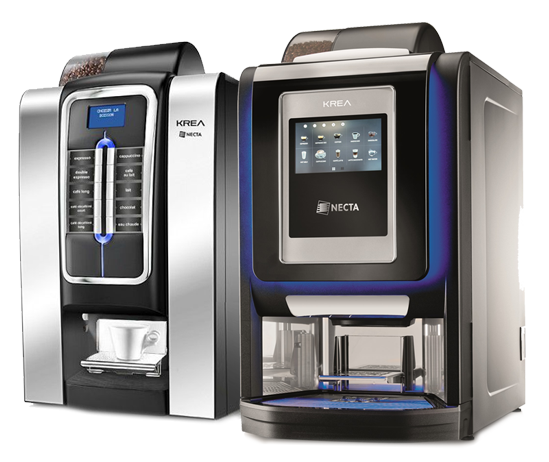 Krea & Krea Touch coffee machines