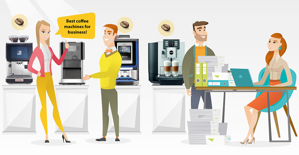Best Coffee Machines For Business London Coffee Machines