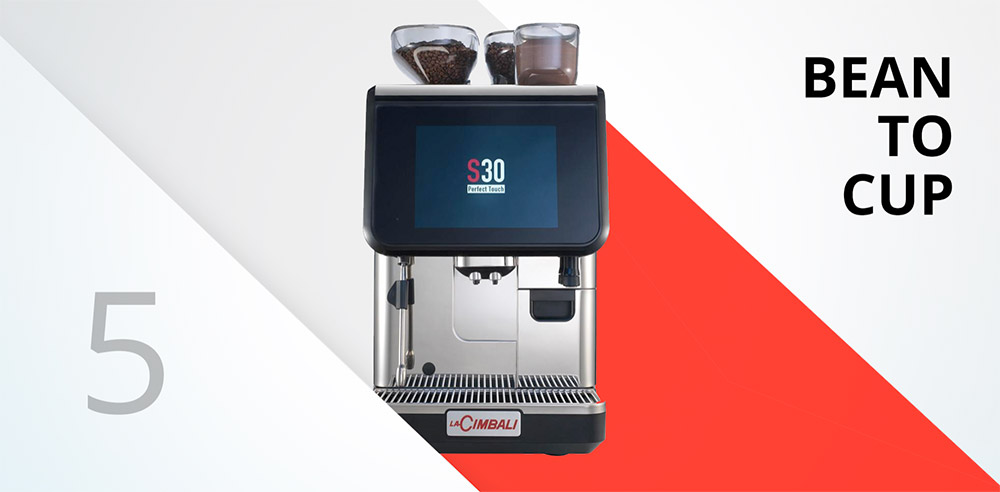 Cimbali coffee machines for business