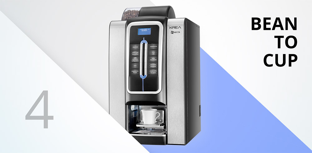 krea coffee machines for business